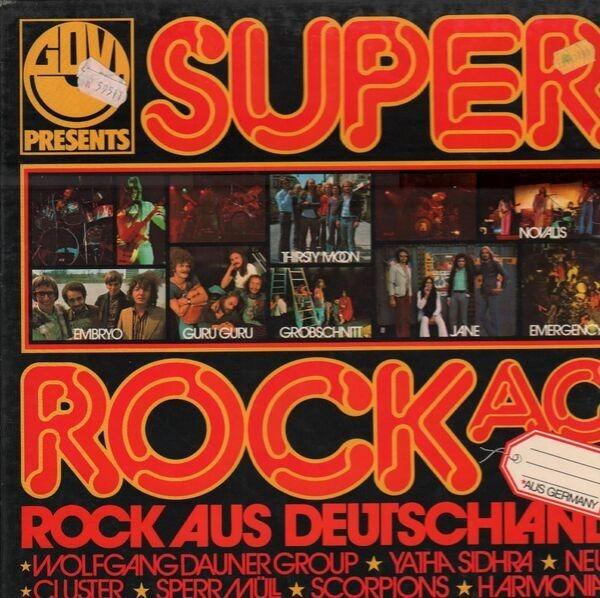 #<Artist:0x00007f3878c27c18> - Super Rock AG (Rock Aus Deutschland)