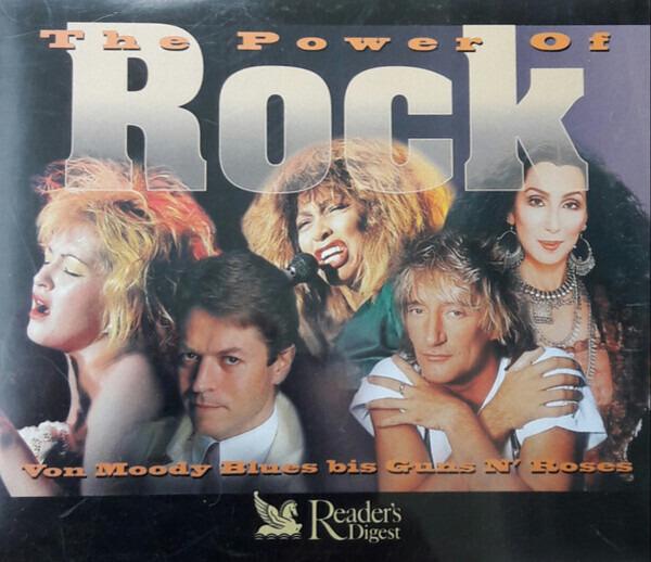 #<Artist:0x00007fd9016b7330> - The Power Of Rock - Von Moody Blues Bis Guns N' Roses