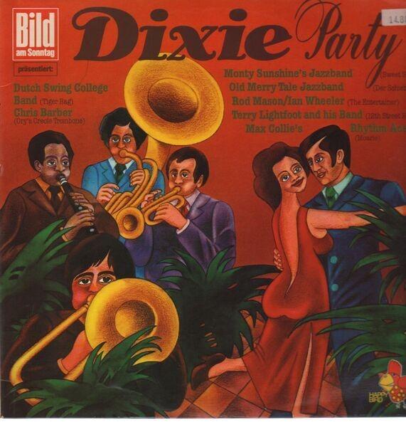 #<Artist:0x00007f4decd2a0a0> - Dixie Party