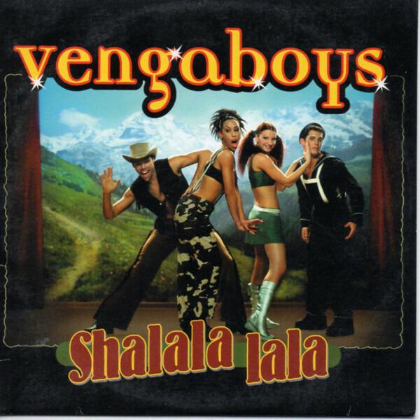 VENGABOYS - Shalala Lala - 12 inch x 1