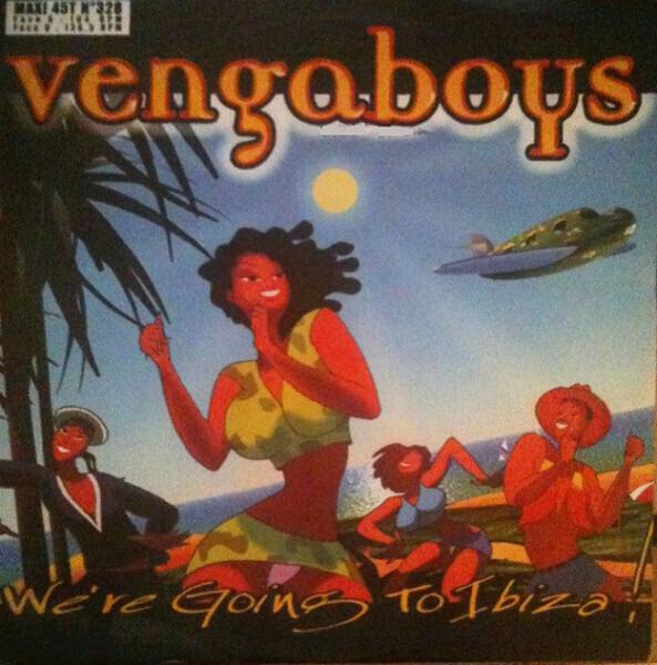 VENGABOYS - We're Going To Ibiza! - 12 inch x 1
