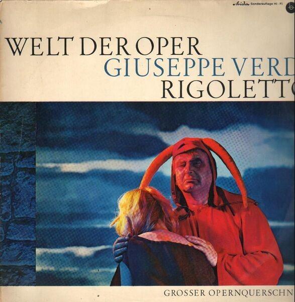 Rigoletto: Die  Opern der Welt (German Edition)