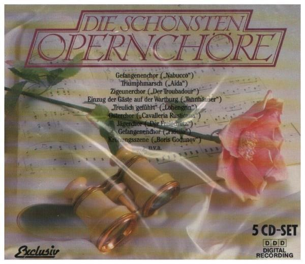 #<Artist:0x00007fd8e49ab9f0> - Die Schönsten Opernchöre