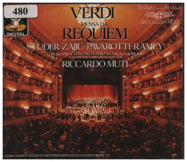 #<Artist:0x00007f861b761cd8> - Messa da Requiem