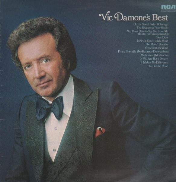 #<Artist:0x007f5c7f6f7e98> - Vic Damone's Best