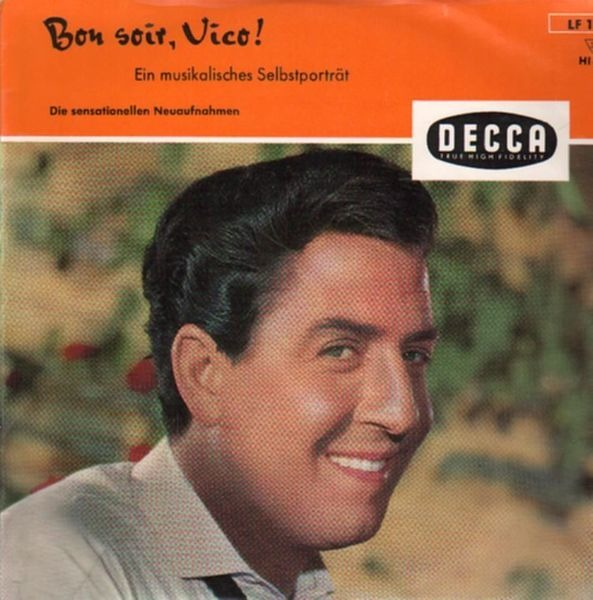 Vico Torriani Bon Soir, Vico!