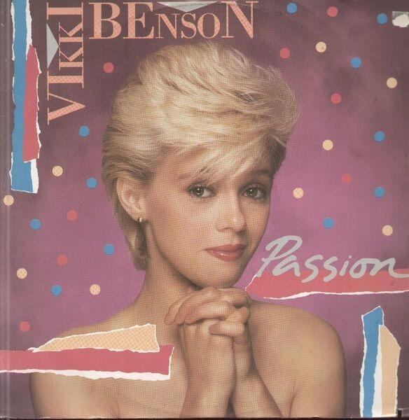 VIKKI BENSON - Passion - 12 inch x 1