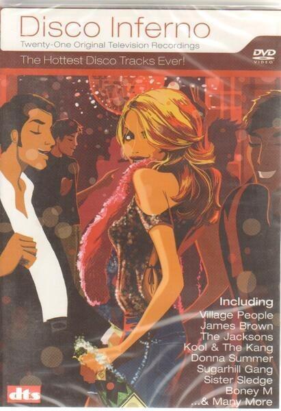 #<Artist:0x00000000089229a0> - Disco Inferno - The Hottest Disco Tracks Ever!