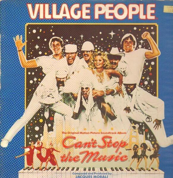 #<Artist:0x00007fd905d81a68> - Can't Stop The Music - The Original Soundtrack Album
