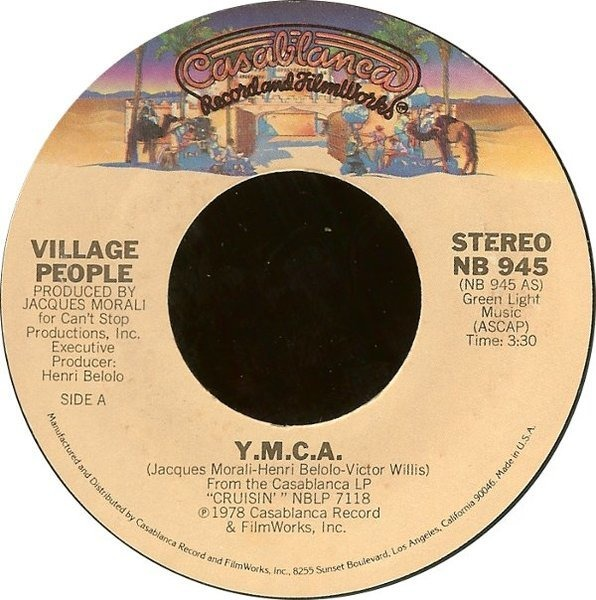 Village People Y.M.C.A. / The Women