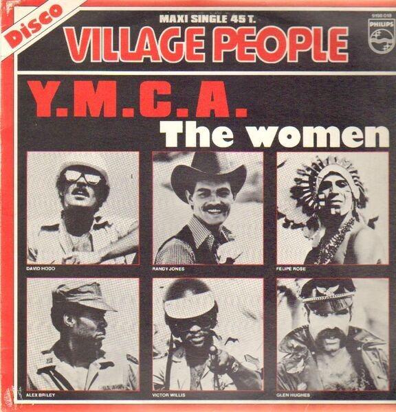 #<Artist:0x00007fd9037edb58> - Y.M.C.A. / The Women