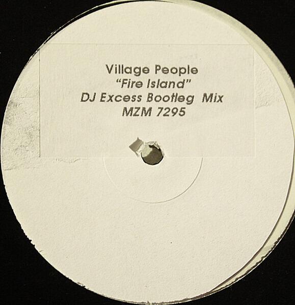 Village People DJ Excess Bootleg