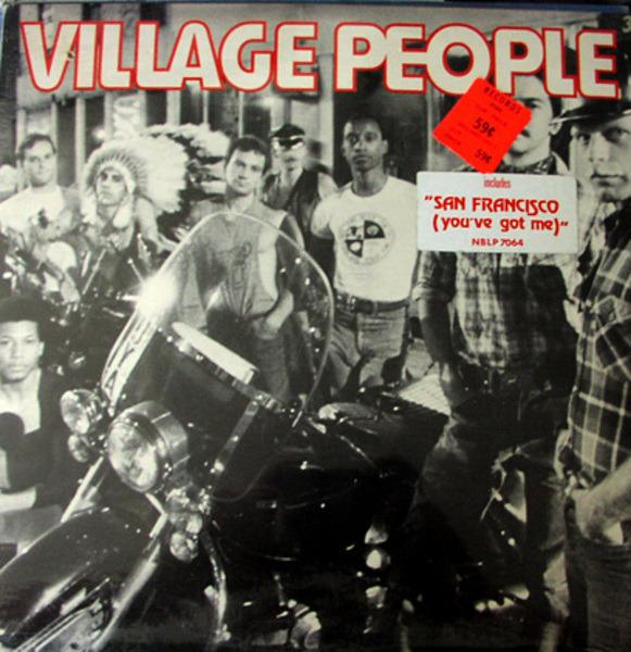 #<Artist:0x00007f4e0efc5518> - Village People