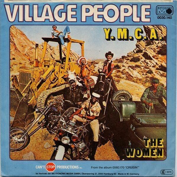 Village People Y.M.C.A. / The Women