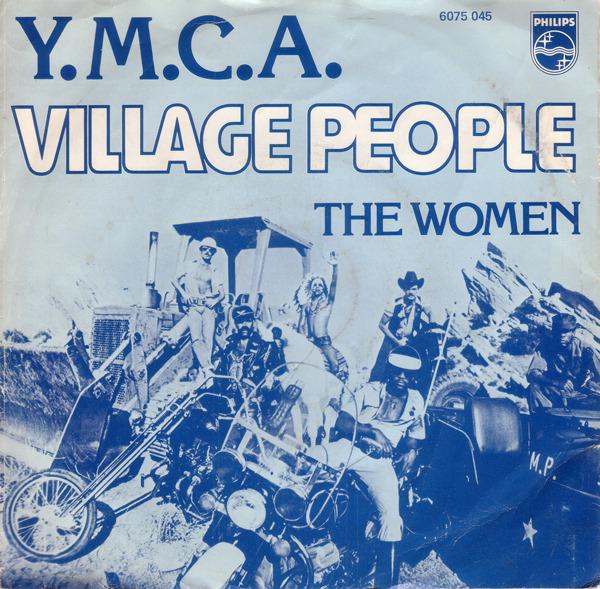 #<Artist:0x007f84943bf9f0> - Y.M.C.A. / The Women