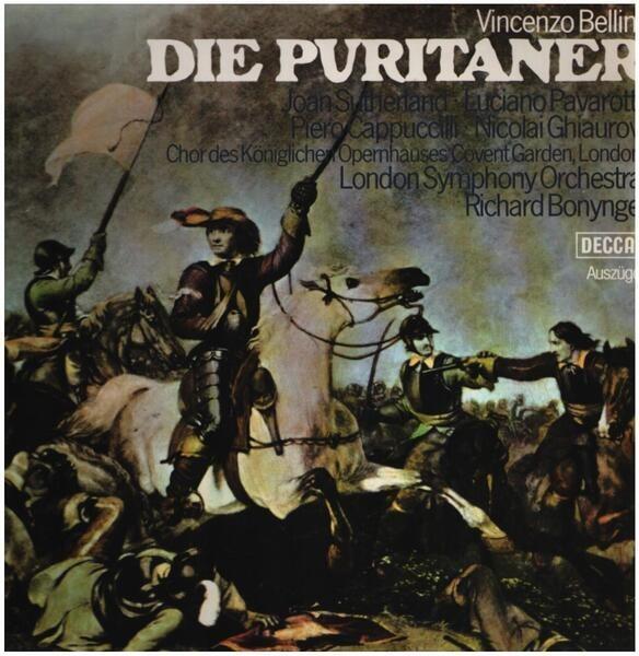 Vincenzo Bellini Die Puritaner - Auszüge