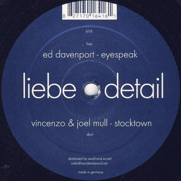 #<Artist:0x007f8179dacb20> - Stocktown / Eyespeak