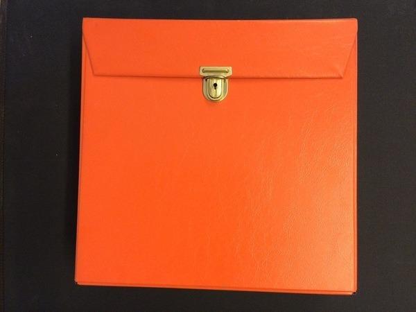 #<Artist:0x00000004ba7cd8> - in orange, für ca. 30 LPs