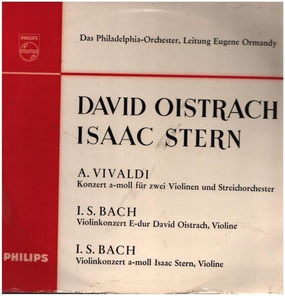 #<Artist:0x007f2990050788> - Concerto In A Minor .. (Oistrakh, Stern, Ormandy)
