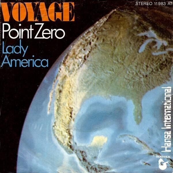 VOYAGE - Point Zero - 45T x 1