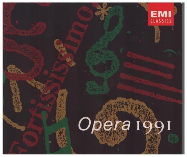 #<Artist:0x00007f4e0e3703d0> - Opera 1991