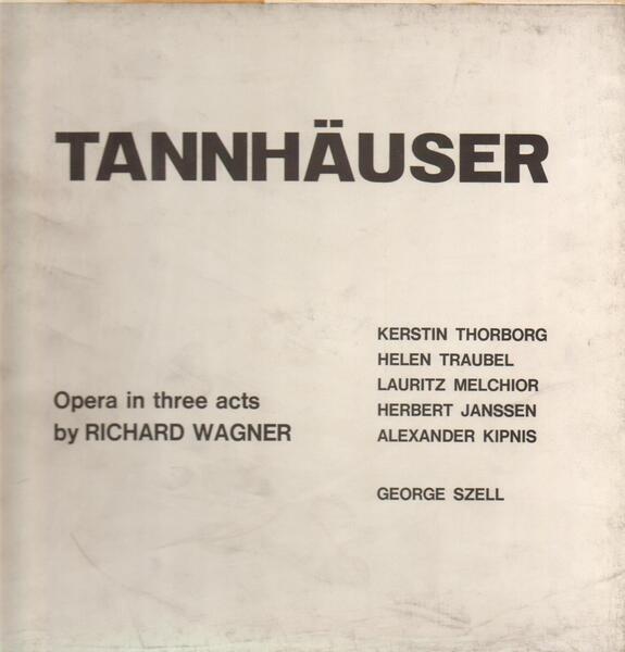 #<Artist:0x00007fd8d06c7658> - Tannhäuser