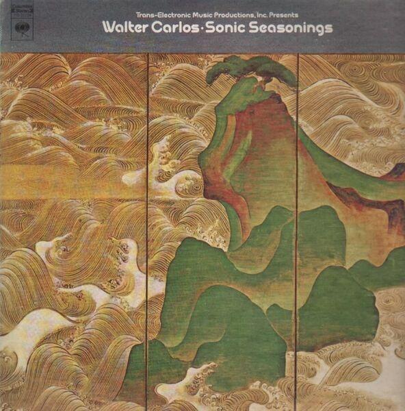 Walter Carlos Sonic Seasonings (POSTER)