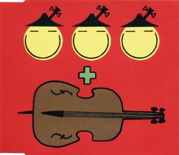 WANG TANG - Drei Chinesen Mit Dem Kontrabass - CD single