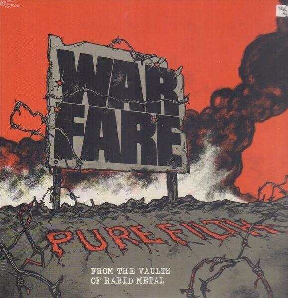 #<Artist:0x007f5b250420b8> - Pure Filth: From The Vaults Of Rabid Metal(ltd.BL