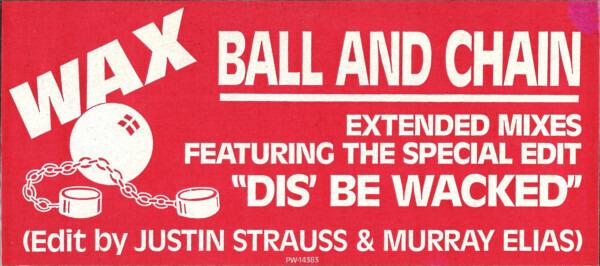 #<Artist:0x007f94099ab948> - Ball And Chain