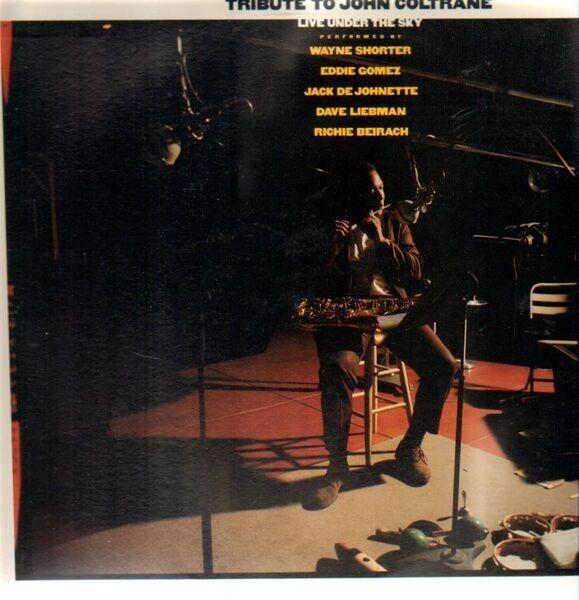 #<Artist:0x00007f8135481d00> - Tribute To John Coltrane - Live Under The Sky