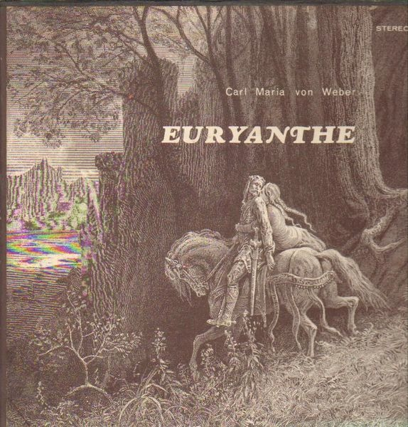 Euryanthe By Weber Lp Box Set With Recordsale Ref