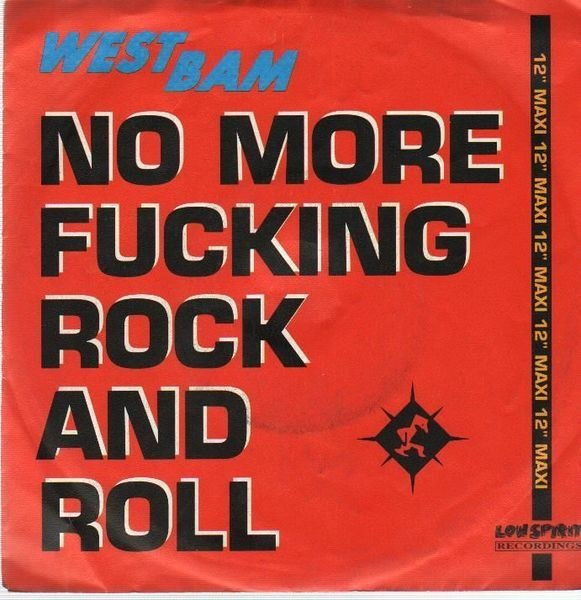 #<Artist:0x00007f81349f3c30> - No More Fucking Rock And Roll