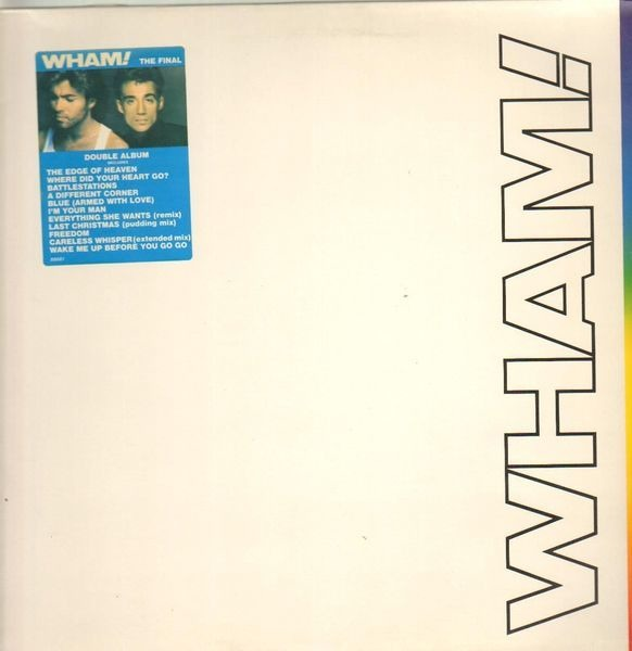 wham! the final (original insert)