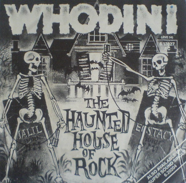 #<Artist:0x00007f387a00e830> - The Haunted House Of Rock