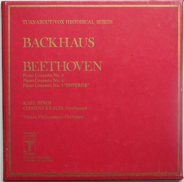"#<Artist:0x00007f38611914a0> - Piano Concertos Nos. 3 / Piano Concertos Nos. 4 / Piano Concertos Nos. 5 ""Emperor'"