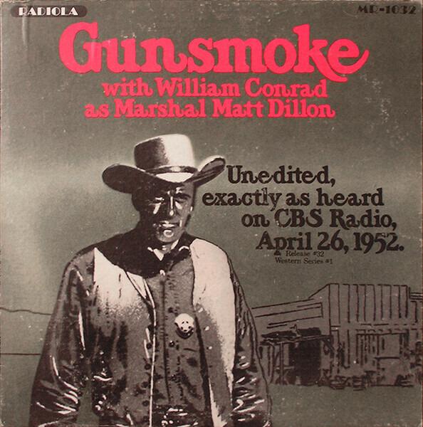 #<Artist:0x00007fce87b9ebc0> - Gunsmoke / Roy Rogers