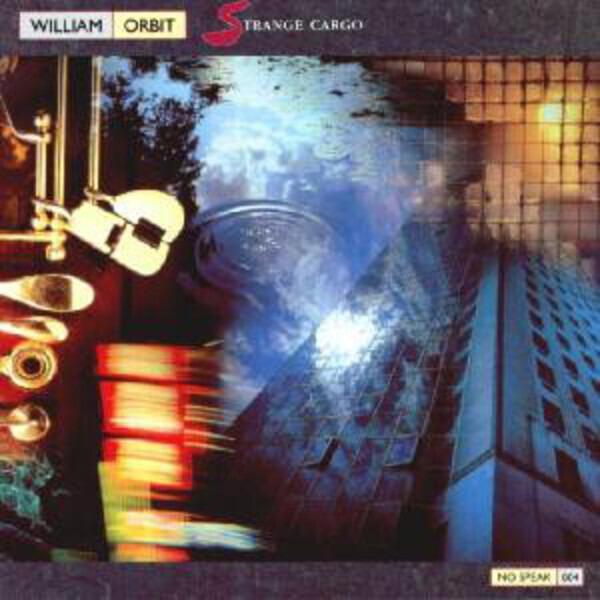 WILLIAM ORBIT - Strange Cargo - CD
