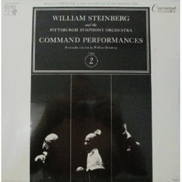 #<Artist:0x007f367e279208> - Command Performances Volume 2