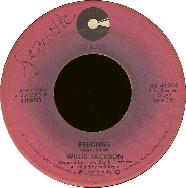 Willis Jackson Feelings