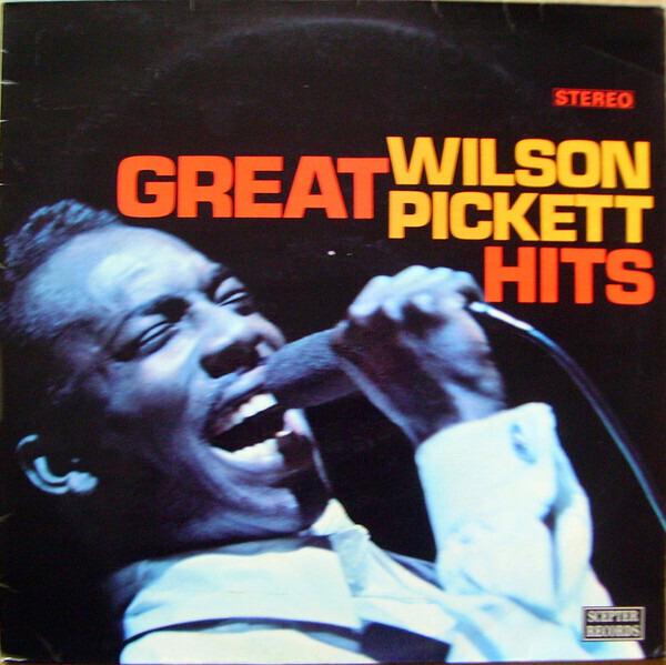 #<Artist:0x00007f2bf61bd6a8> - Great Wilson Pickett Hits