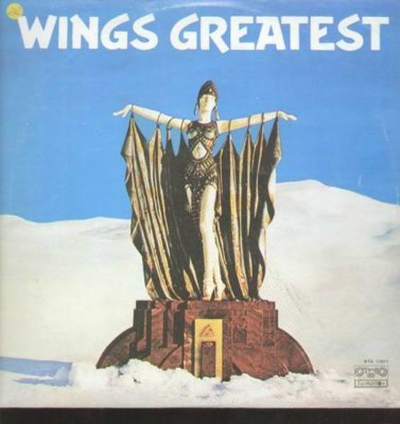 #<Artist:0x007f821f5cb590> - Wings Greatest