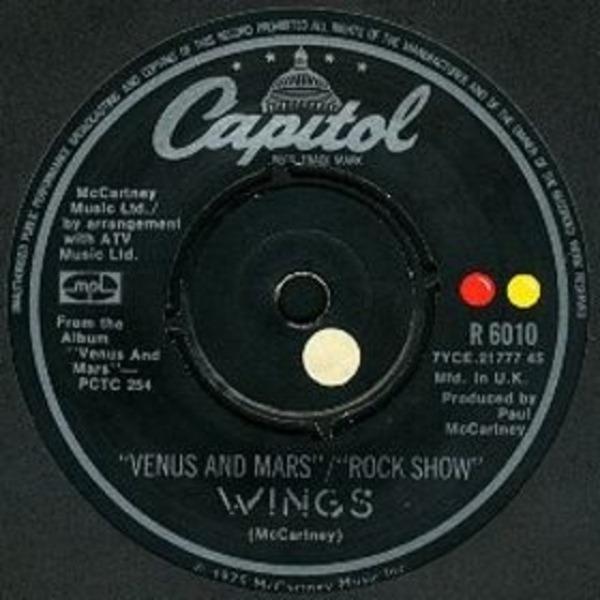 #<Artist:0x007f1ddf0a61e0> - Venus And Mars / Rock Show