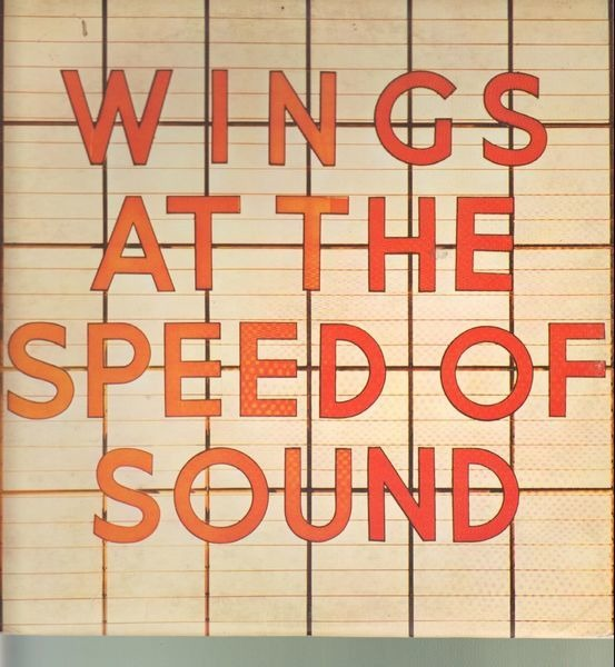 #<Artist:0x007f6c583010d0> - Wings At The Speed Of Sound