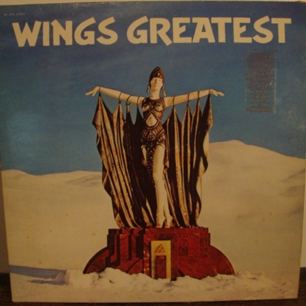 #<Artist:0x007fac2e11ef18> - Wings Greatest