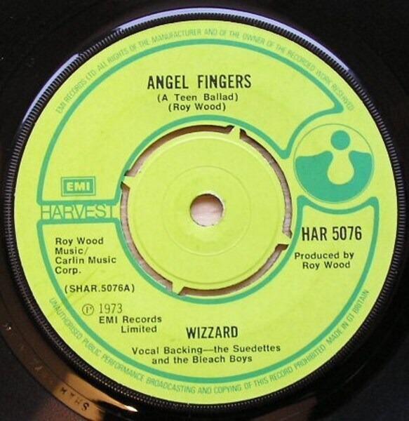 #<Artist:0x00007f26a29c4558> - Angel Fingers (A Teen Ballad)