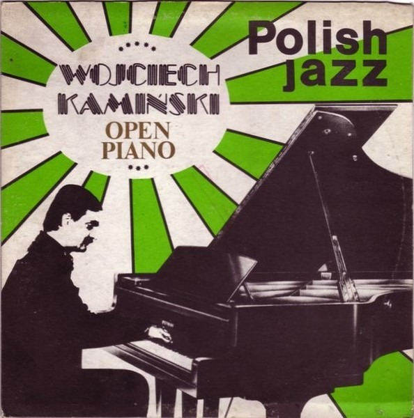 WOJCIECH KAMI?SKI - Open Piano - LP