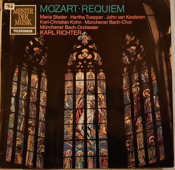 #<Artist:0x00007fcea5e15070> - Requiem