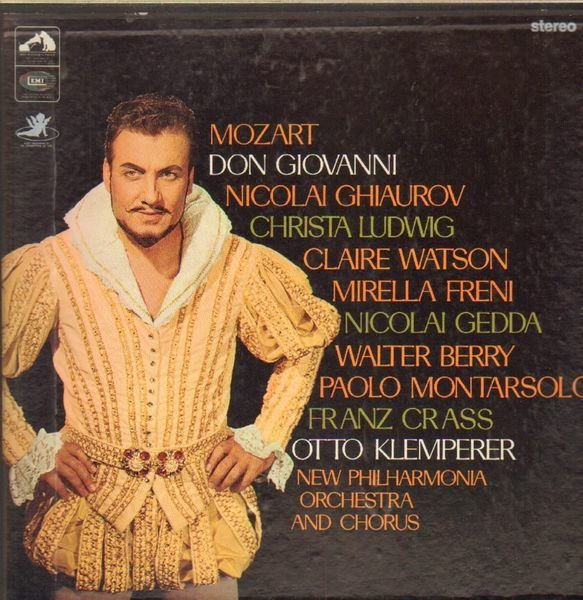 #<Artist:0x007faf9ecdfbe0> - Don Giovanni (Otto Klemperer)