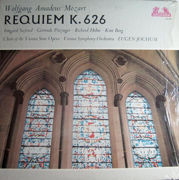 #<Artist:0x007f822ad68158> - Requiem Kv 626